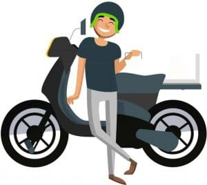 Aluguer Mensal Scooters 1